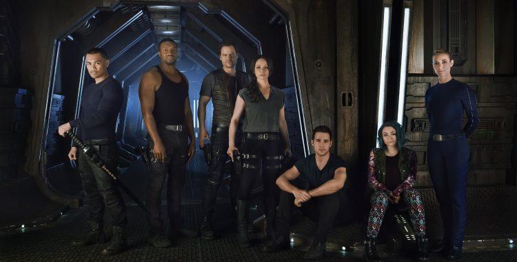 SDCC 2016: Dark Matter Cast Talks Thrills, Evolving Character Dynamics & New Alliances This Season!