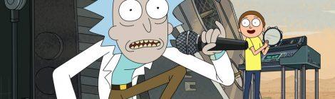 SDCC 2016: Rick and Morty Four Minute Mini-Episode; Epic Season 3 Premiere