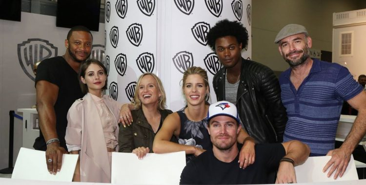 SDCC 2016: Arrow Season 5 Going Back to Its Gritty Roots