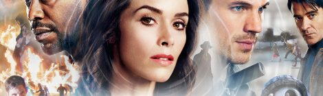 SDCC 2016: The Cast of Timeless Talk About Their New Riveting Time Travel Adventure and Making History