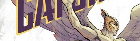 Margaret Atwood's Angel Catbird Throws in Cat Puns and Adventure