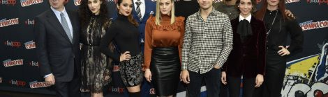 """NYCC 2016: The Cast of Syfy's """"The Magicians"""" Regaled us with Hints about the Second Season"""