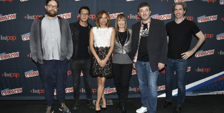 NYCC 2016: Falling Water Cast & Crew Offer a Passionate Peek at New Show