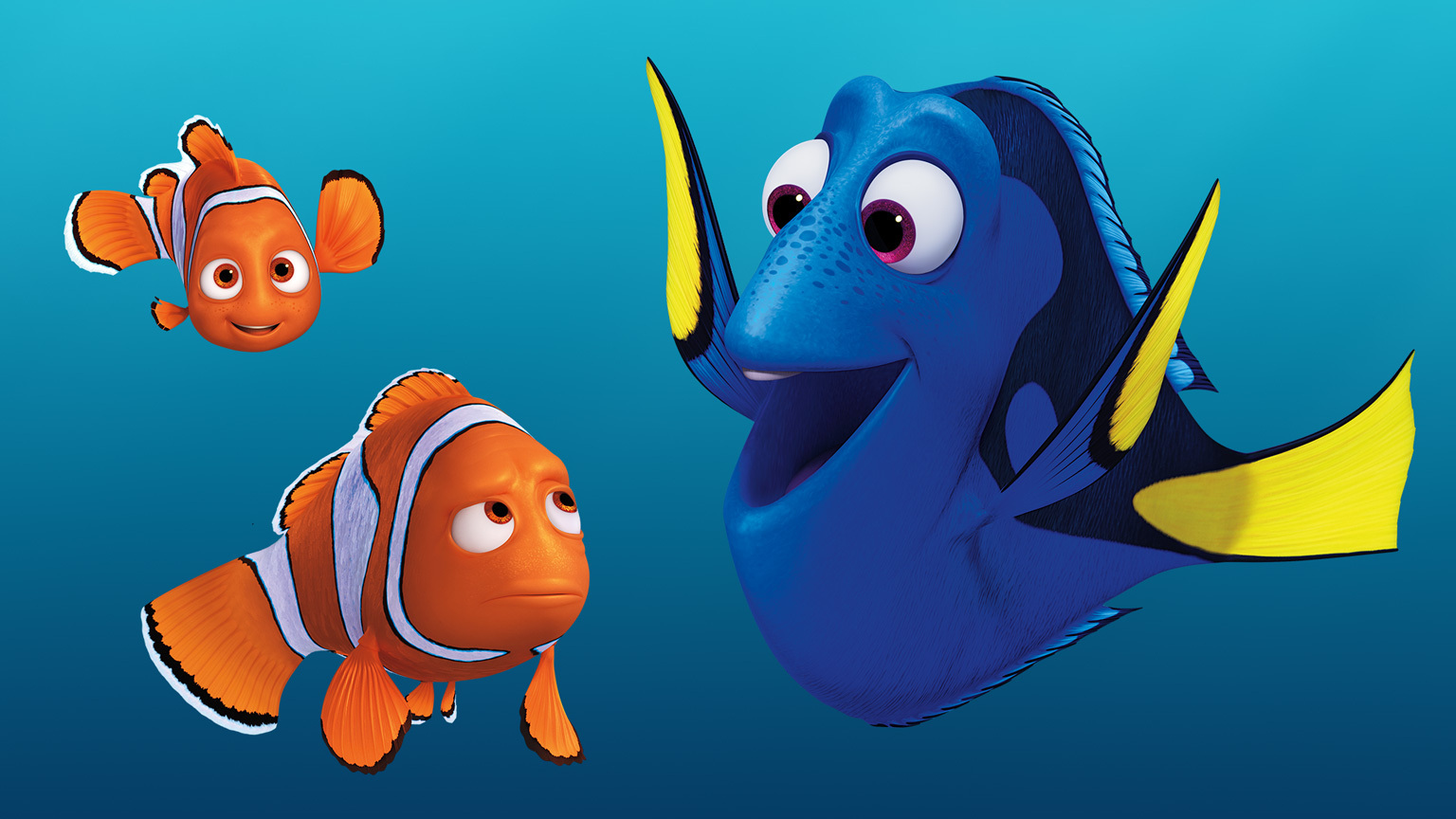 Finding Dory Tells The Story Of Everyones Favorite Forgetful Fish