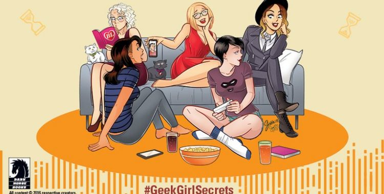 "NYCC 2016: ""The Secret Loves of Geek Girls"" Interviews Part 2"