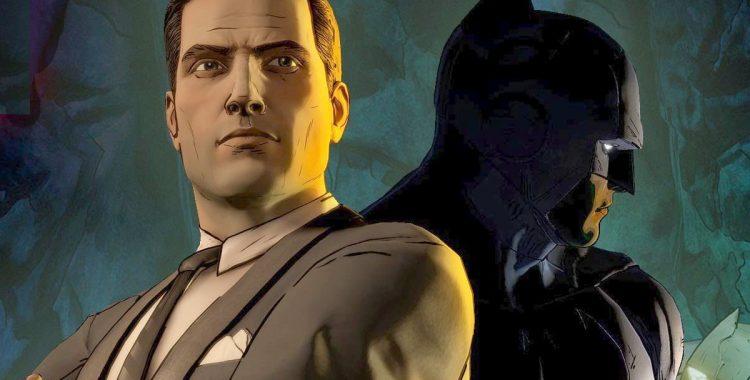 You're The Goddamn Batman (And Bruce Wayne) in Batman: The Telltale Series