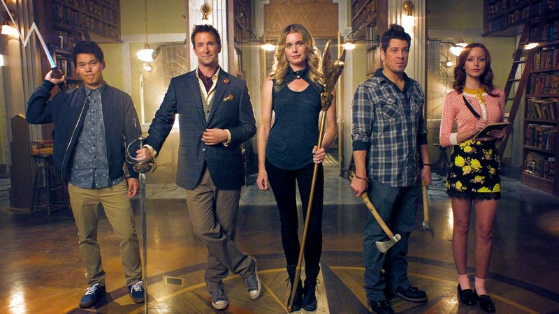 Image result for the librarians season 4
