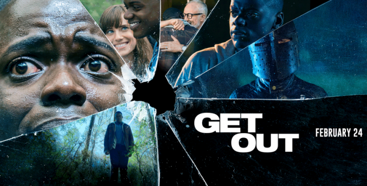 GET OUT! And see GET OUT, it's GOOD!