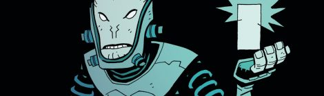 "Interview: Alien invasions, Hellboy and ""The Visitor"" with Dark Horse's Scott Allie"