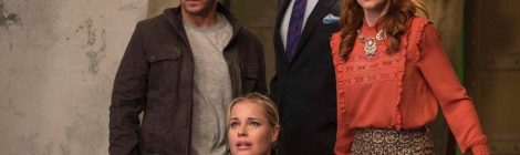 The Librarians: And the Wrath of Chaos Recap