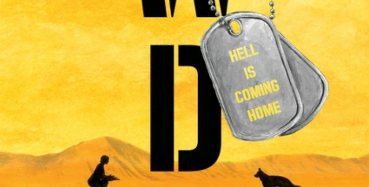 'MWD: Hell Is Coming Home' is a Graphic Novel That Doesn't Shy Away from the Realities of War and Coming Home