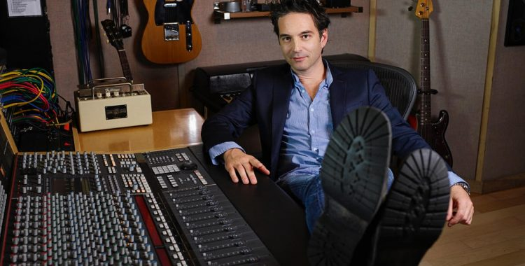 Interview: Jeff Russo talks Superheroes, Hallucinations, and Scoring FX's 'Legion'