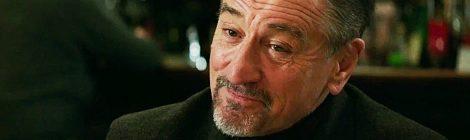 """Robert De Niro is """"The Comedian"""""""