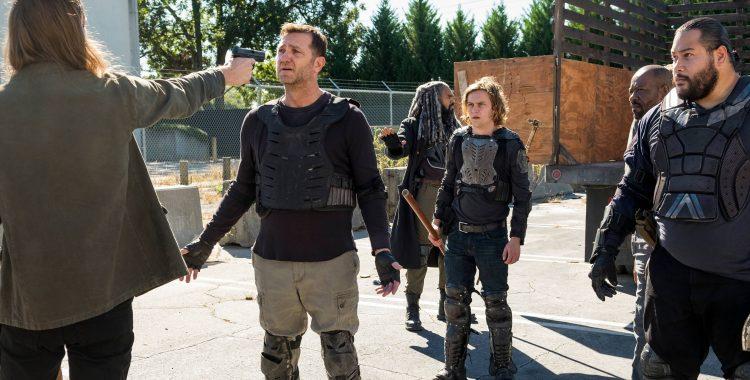The Walking Dead: Bury Me Here Recap