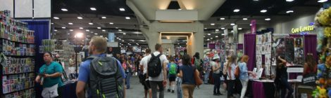 San Diego Comic Con 2017 Open Registration is April 8, 2017!