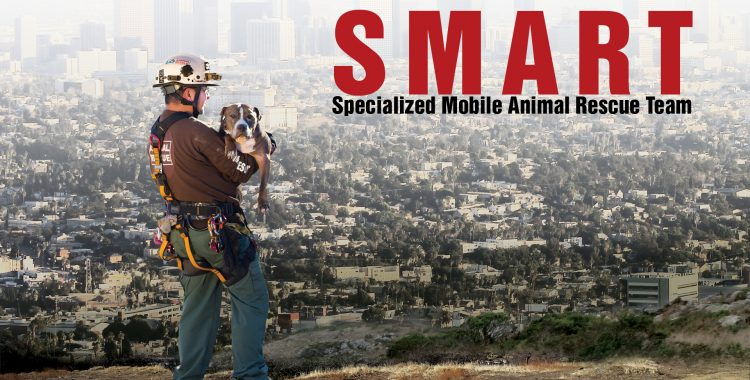 "Real Life Superheroes make their Documentary Debut as part of the ""Specialized Mobile Animal Rescue Team (SMART)"""