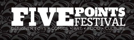 Five Points Festival 2017: Comic Creators Roundup