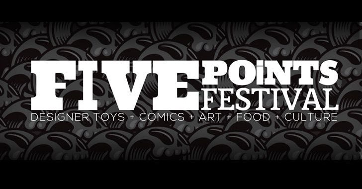 Five Points Festival 2017: The Exclusives are Coming, the Exclusives are Coming!