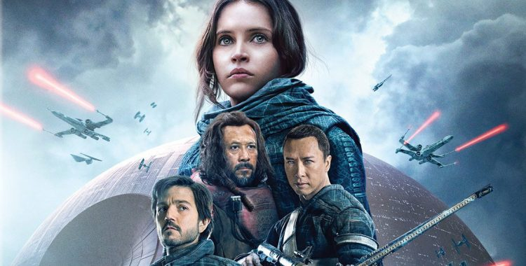 'Rogue One: A Star Wars Story' Takes the Fight to the Empire -- and It's Out Now!