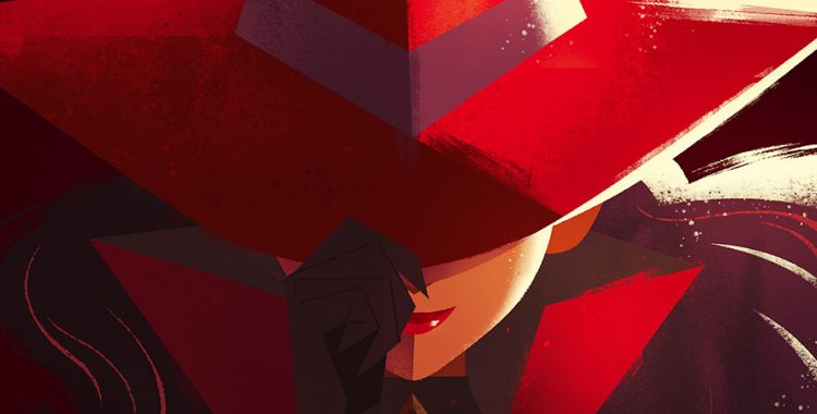 'Carmen Sandiego' is coming to Netflix Along With Gina Rodriguez