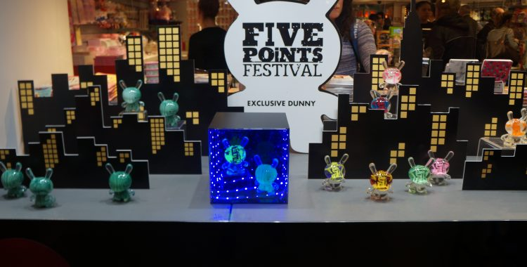 Five Points Festival 2017: P!C Grand Central Pop-up & Interview Provides a Sneak-Peak of the Festival