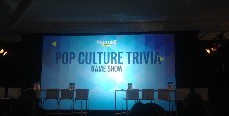 Vulture Festival 2017: The Pop Culture Trivia Game Show Was A Delight