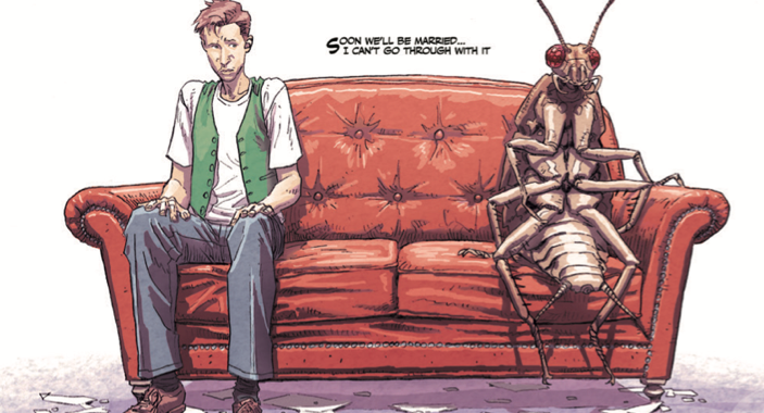 Question Everything with Dustin Weaver's Gloriously Nauseating 'Paklis #1'