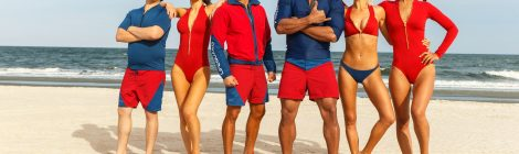 Baywatch - More Like Baewatch, Amiright?