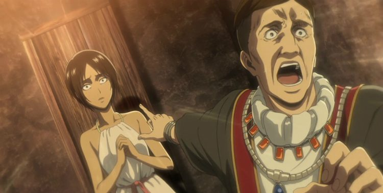 Attack on Titan Children Recap Cult leader pushes blame on Ymir