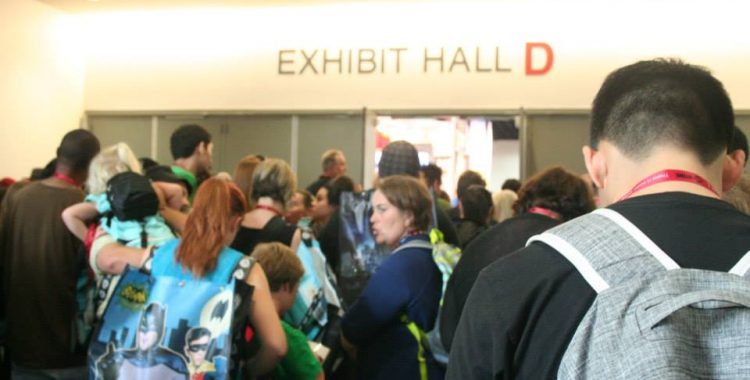 SDCC Sundays: Top 10 Tips for Navigating the Exhibit Hall Floor!