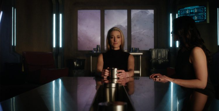Dark Matter: Built, Not Born Recap
