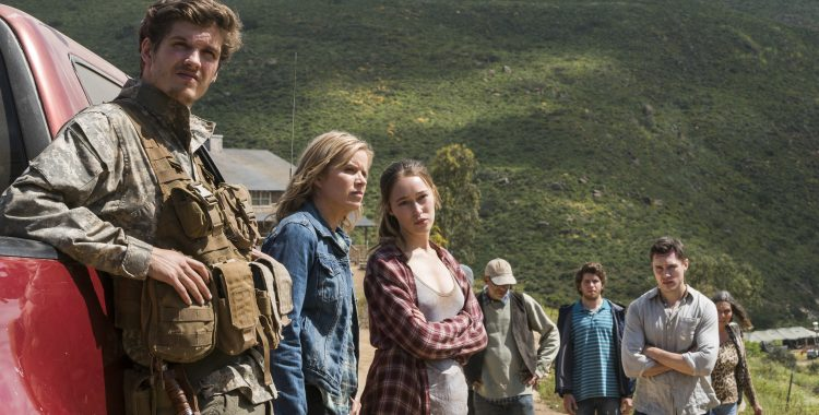 Fear The Walking Dead: The Unveiling & Children of Wrath Recaps