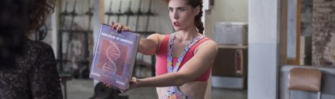Why Kate Nash is the GLOW Girl of Your Dreams