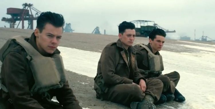 'Dunkirk' is a Slam Dunk