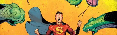 Kong Kenan Takes Up the Super-Man Mantle in 'New Super-Man Vol. 1: Made in China'