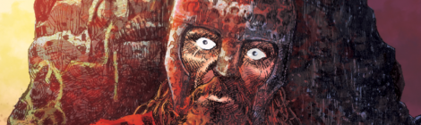 'Unholy Grail' #1 is a Horror-Fueled New Spin on an Old Legend