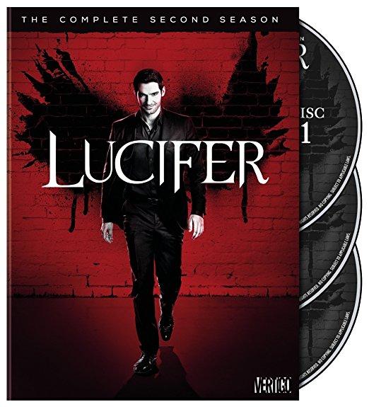 Lucifer Season 2 Dvd Target
