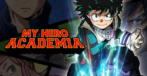 Summer Anime 2017 Boku No Hero Academia
