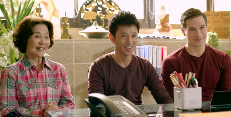 Tiger Mom Takes Baby Steps in Taiwanese American Comedy