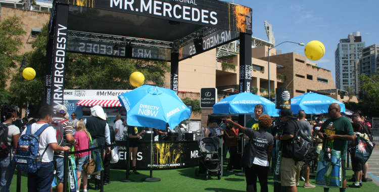 SDCC 2017: 'Mr. Mercedes' Took Over The Convention!
