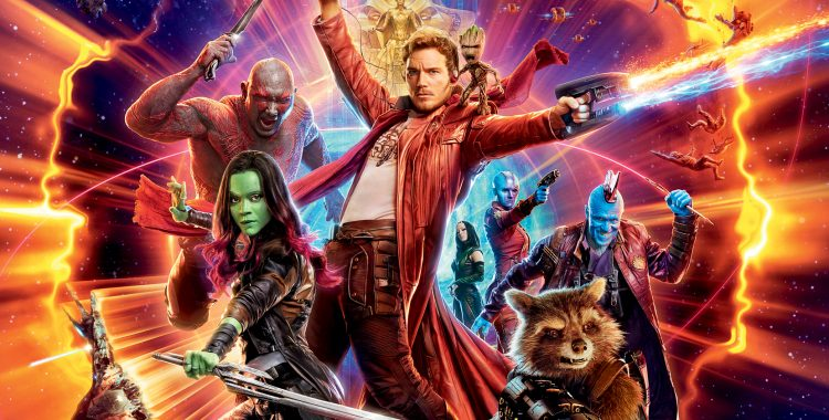Guardians of the Galaxy Vol. 2 is Ready to Rock It's Way Into Your Home - on Blu-Ray, DVD, and More!