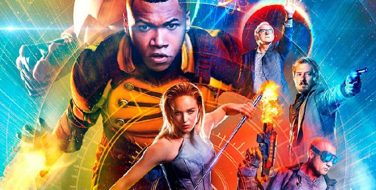 Legends of Tomorrow: Season 2 Was Amazing - And You Can Bring It Home on Blu-Ray and DVD Today!