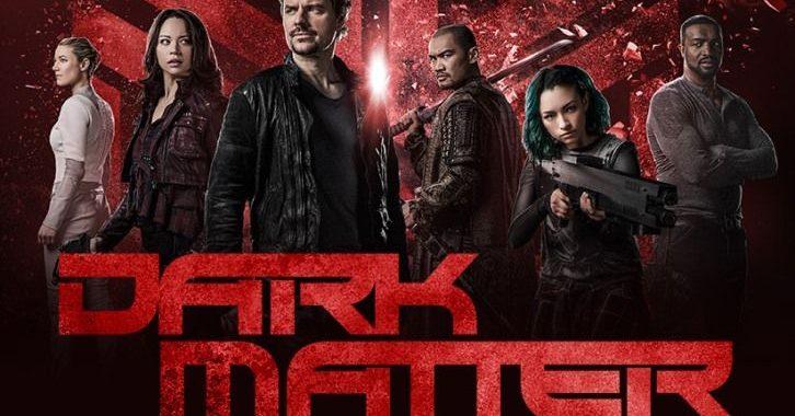 Dark Matter Canceled by Syfy!