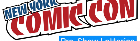 NYCC 2017: Pre-Show Lottery Walkthrough