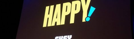 "NYCC 2017: Syfy Wants You to Get ""Happy!"" with Their New Show Starring Christopher Meloni"