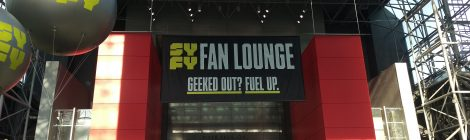 NYCC 2017: Tired? Hungry? Got a Cosplay Emergency? Come Hang Out at the SYFY Fan Lounge