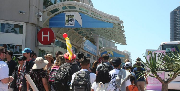 SDCC 2018: Returning Registration is (Already) Upon Us!