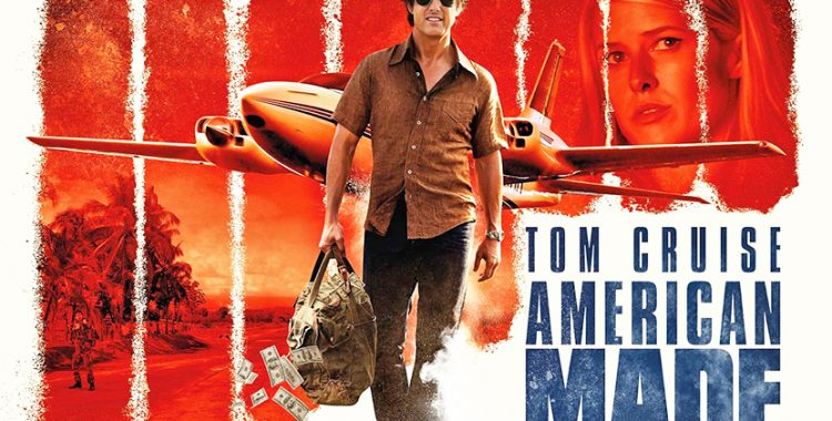 Tom Cruise Controls the Sky in 'American Made'