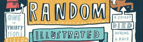 Explore A Bunch of 'Random Illustrated Facts' in Mike Lowery's Awesome New Book!