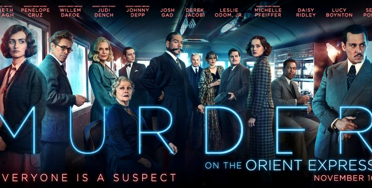 Murder on the Orient Express is Dead on Arrival
